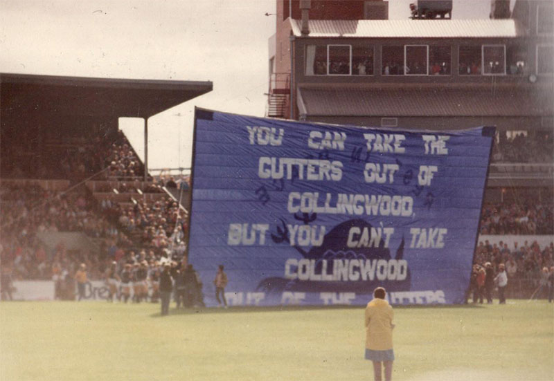 You Can Take the Gutters out of Collingwood - Click to expand