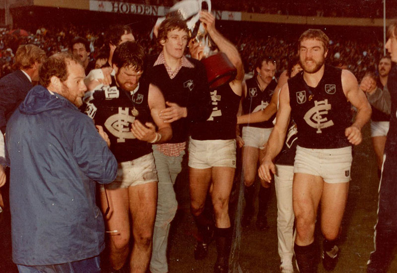 After 1982 Grand Final - Click to expand